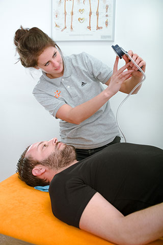 In-house fysiotherapie